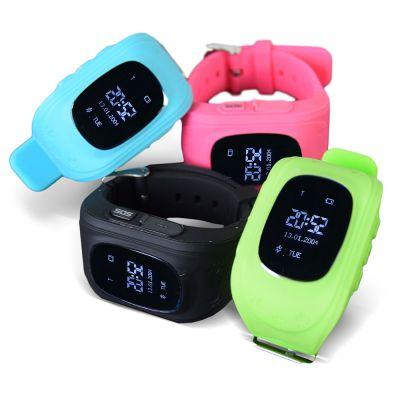 GPS Tracking horloge voor kinderen
