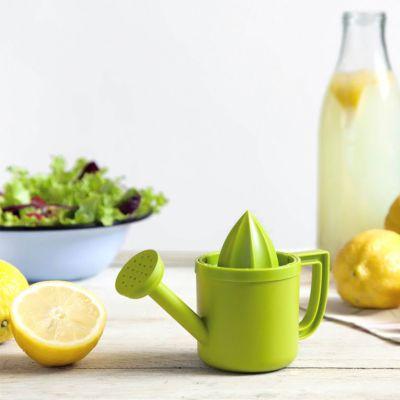Lemonière citroenpers in gieter vorm