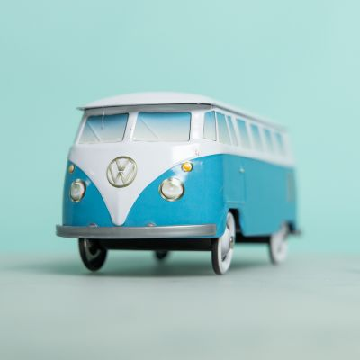 VW bus koekjesdoos