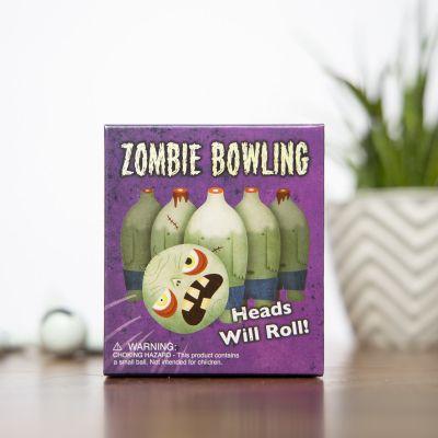 Zombie Bowling spel