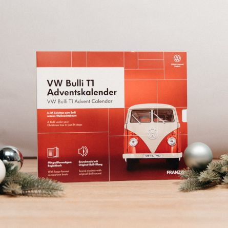 Adventskalender VW Bulli T1 kit