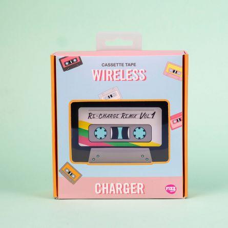 Draadloze oplader cassette