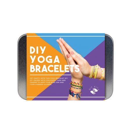 DIY yoga armbanden