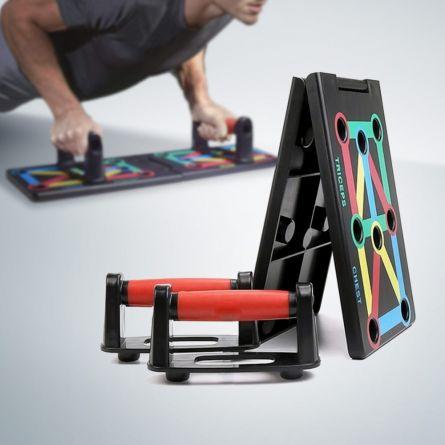 Opvouwbaar push-up bord