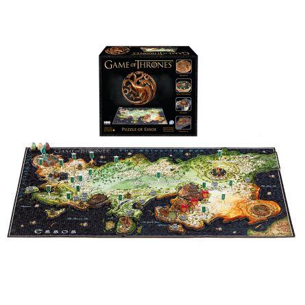 Game of Thrones 3D puzzel – Essos
