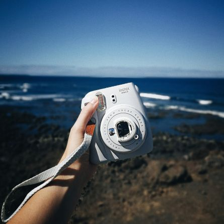 Fuji Instax Mini 9 instant camera