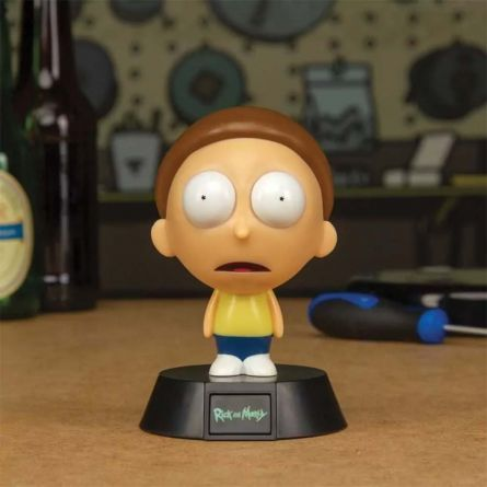 Morty 3D tafellamp