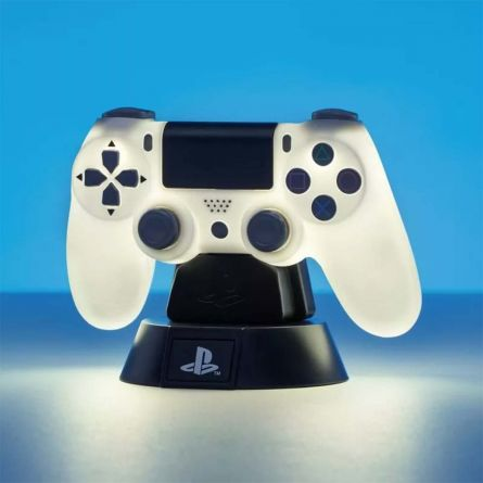 Playstation Controller 4th Gen Icon lamp