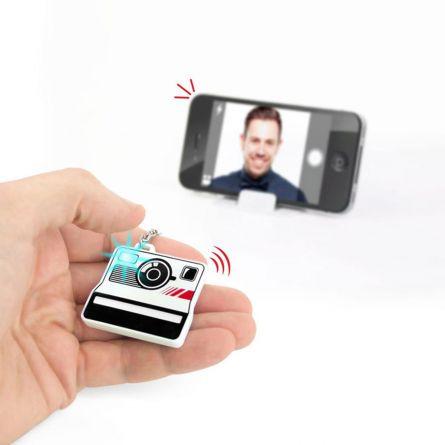 Selfieme - selfie ontspanner set met bluetooth