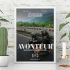 Personaliseerbare poster in filmposter stijl