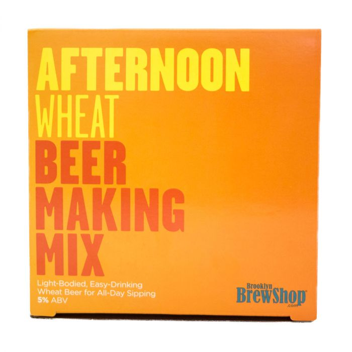Brooklyn Brew navulverpakking - Afternoon Wheat