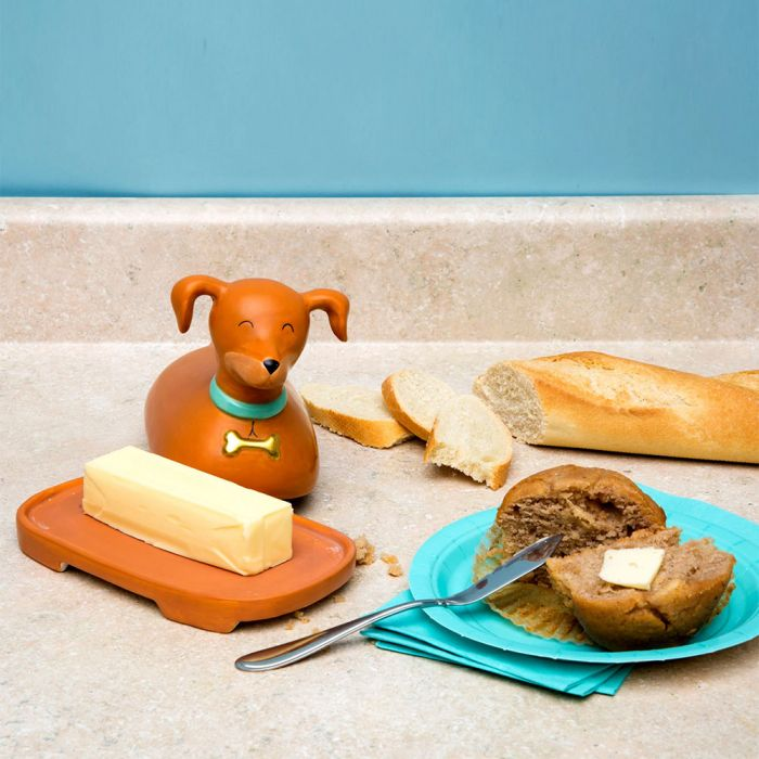 Hond botervlootje