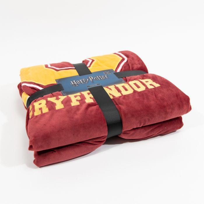 Harry Potter Griffoendor deken