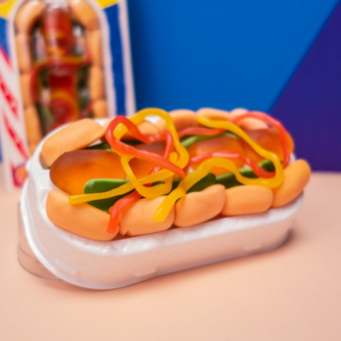 Hot Dog snoep