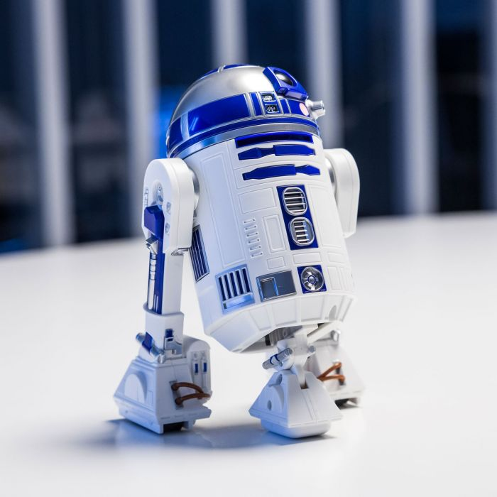Sphero app gestuurde Star Wars R2-D2 droid