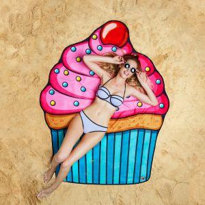 Cupcake strandlaken