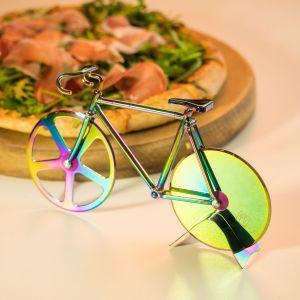 Pizzasnijder fiets