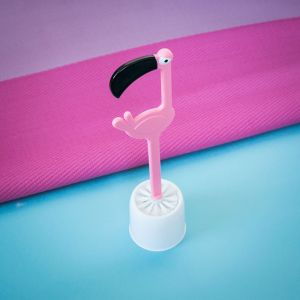 Flamingo WC borstel