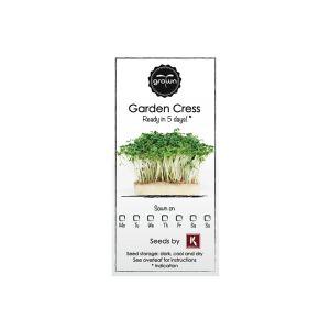 Navulling voor CressToday tuinkers kruidentuin