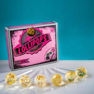 Gouden lolly's