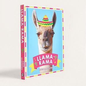 Llama-Rama boek