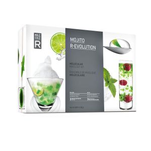 Moleculaire mojito cocktail set