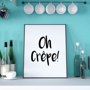 Oh Crêpe poster