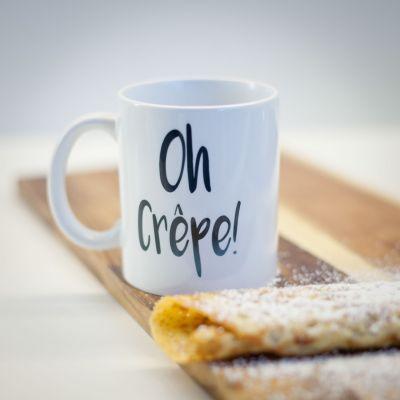 Exclusieve producten - Oh Crêpe mok