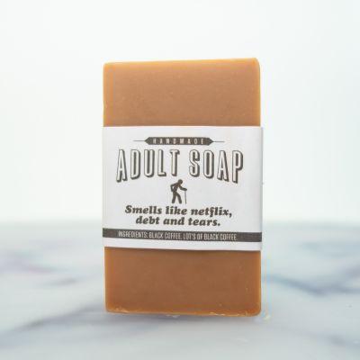 Badkamer - Zeep voor volwassenen