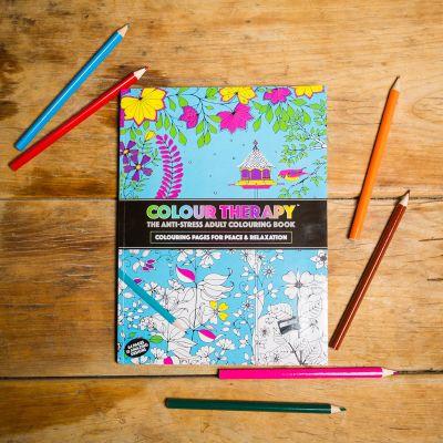 Boeken - Anti-stress kleurboek
