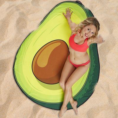 Outdoor - Avocado strandlaken