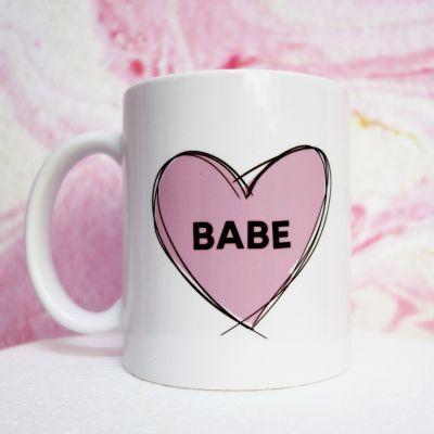 Exclusieve producten - Babe mok