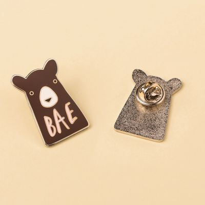 Fashion style - BAE Beer pin