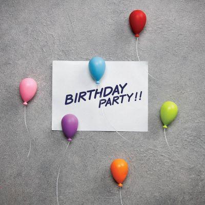 Verjaardagscadeau voor moeder - Ballon magneten