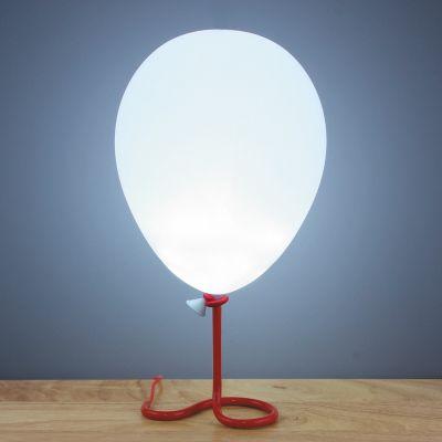 Kerstcadeau voor kinderen - Luchtballon lamp