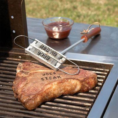 Verjaardagscadeau voor hem - BBQ branding tool