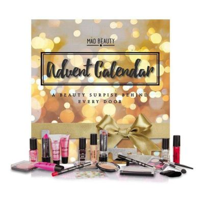 Housewarming cadeau - Mad Beauty adventskalender