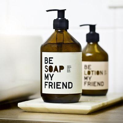 Badkamer - Be My Friend zeep & body lotion