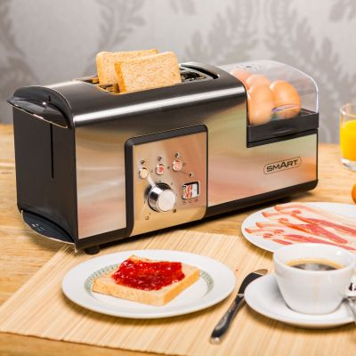 Coole keukengerei - Smart Breakfast Master