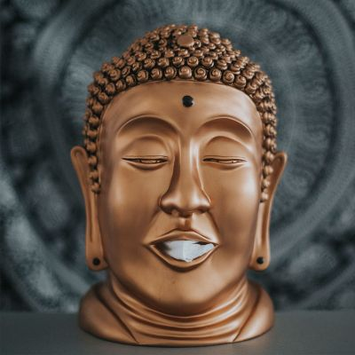 Verjaardagscadeau voor moeder - Boeddha tissuehouder