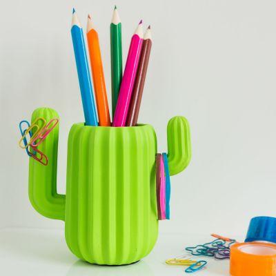 Verjaardagscadeaus voor 18 - Cactus bureau organizer