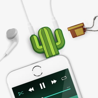 Sinterklaas cadeau - Cactus audio splitter
