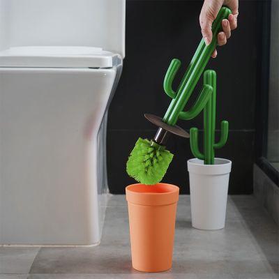Badkamer - Cactus toiletborstel