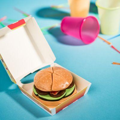 Afstudeercadeau - Snoep burger