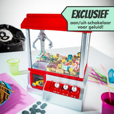 Speciaal Voedsel - Candy Grabber snoepmachine