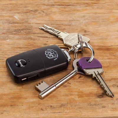 Cadeau voor vriend - Smartphone oplader met autosleutelontwerp