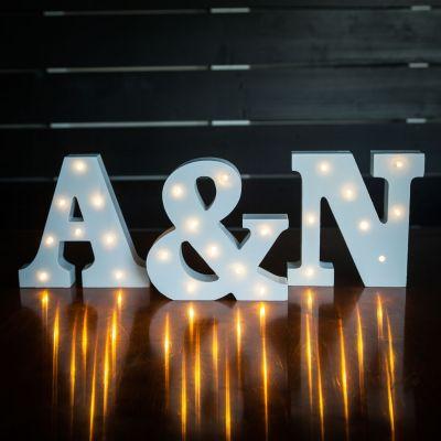 Lifestyle & wonen - Lichtgevende letters