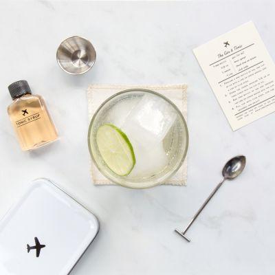 Reis gadgets  - Cocktailsets voor op het vliegtuig