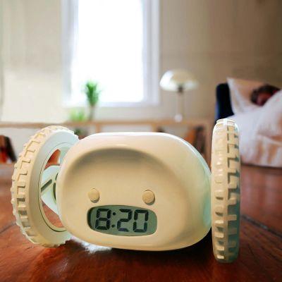 Bestsellers - Clocky - weglopende wekker
