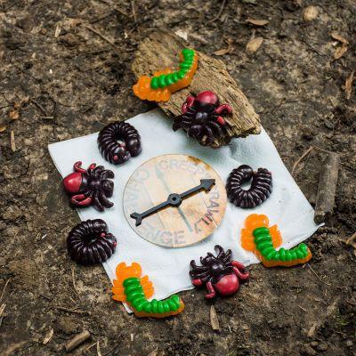 Verjaardagscadeau voor vriend - Ongedierte gummy snoepjes spel
